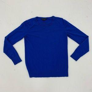 Banana Republic Silk Cashmere Blue Sweater S